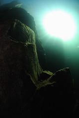 NorthWales-VivianQuarry-201802-27 (Tony J Gilbert) Tags: snowdonia llanberis northwales viviandivecentre vivianquarry mountsnowdon diving aquatic freshwater quarry floodedquarry nikon d300