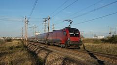 1116 240-3 ÖBB Railjet (MPT04) Tags: 1116 öbb aöbb wienerneustadt railjet