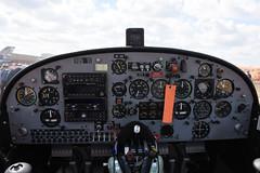 ST-02 SIAI-Marchetti SF.260MB Belgian Air Force @ Schaffen Diest 11-Aug-2018 by Johan Hetebrij (Balloony Dutchman) Tags: airforce siai marchetti sf260mb belgian air force schaffen diest 2018 sf260 oldtimer flyin aircraft demoteam team st02 cockpit