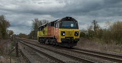 70805 (Shed seven) Tags: 70805 colas clay mills staffordshire lightengine