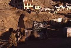 Leh (Paolo Levi) Tags: leh ladakh india mother canon ftb fd 50mm ilfochrome
