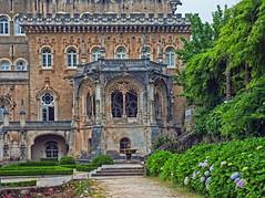 Palacio Hotel de Bussaco, Luso-Mealhada (Aveiro, Portugal) (Miguelanxo57) Tags: arquitectura palacio hotel palaciohotel neomanuelino luso bussaco buçaco aveiro portugal
