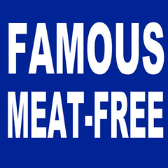 FAMOUS - I AM (BIRDMAN Vegan Future) Tags: vegan animals food meat recipes cooking diet low carb protein foodie bacon healthy health