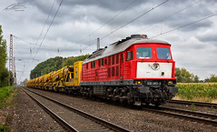 232 283-2 - Hamm - 17/08/2018 (spottermarc) Tags: 92 80 1232 2832 232 283 2 dwfl wfl wedler franz logistik hamm baureihe dr br deutsche bahn db ludmilla bauzug reichsbahn railway lok loc heritage locomotive class train trainspotting transport canon 6d mark ii engine spotter eisenbahn rail schiene schienenverkehr railroad loco tfz zug lokomotive