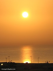 Sunset (hamid-golpesar) Tags: iran bandarabbas sunset persiangulf persian persia khalijefars khalijehamishefars khalijfars owaysee outdoor travel hamidowaysee hamidgolpesar hamid landscape nature