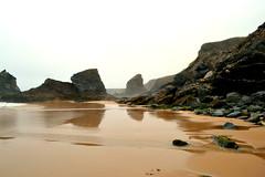 Bedruthan Steps (pip82uk) Tags: bedruthansteps cornwall britain beach coast tide