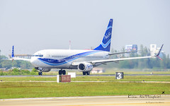 NewGen Airways HS-NGP Boeing 737-800 (Kan_Rattaphol) Tags: newgen newgenairways hsngp aircraft airplane airlines boeing b737 b737800 dmk vtbd