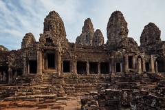 Bayon – Temple (Thomas Mülchi) Tags: bayon temple angkor siemreap cambodia 2018 siemreapprovince angkorthom architecture