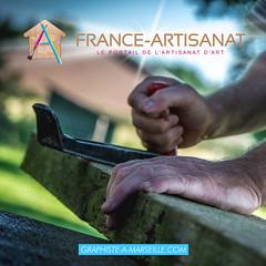 Graphiste Marseille | Laurent Bayot (Graphiste Marseille) Tags: artisan artisanat artisanatdefrance france artiste sculpteur bois wood creationlogo jecreetonlogo laurentbayot