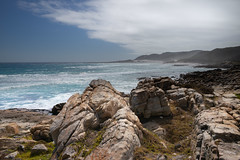 Cape of Good Hope seascape (Michael Ranson) Tags: seascape capetown ocean landscape capeofgoodhope rocks