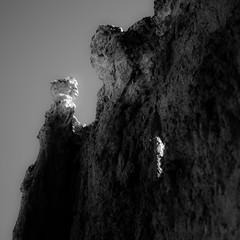 In Canyons 313 (noahbw) Tags: brycecanyon d5000 nikon utah abstract autumn blackwhite blackandwhite bw canyon cliffs desert erosion landscape light monochrome natural noahbw rock shadow sky square stone sunlight
