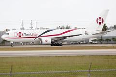 2019_02_27 KMIA Stock-36 (jplphoto2) Tags: 767 767200 767200f 767f aerounion aerounion767200 jdlmultimedia jeremydwyerlindgren kmia mia miamiinternationalairport xalrc aircraft airplane airport aviation