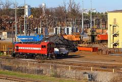 Johnson Railway Alco in Cayce 2015 B (Joseph C. Hinson Photography) Tags: americanlocomotive alco caycesouthcarolina cmcsteel train locomotive joehinon joethephotog johnsonrailway jrwx132 lrs132 laurinburgsouthernrailroad steelmill rfp58 repoweredwithcumminsmotor richmondfredericksburgpotomac