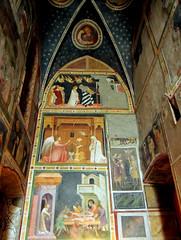 Bolzano - Cappella di San Giovanni - 3 (antonella galardi) Tags: altoadige sudtirol bolzano città 2013 cappella sangiovanni chiesa domenicani dominikarskirche gotico affreschi
