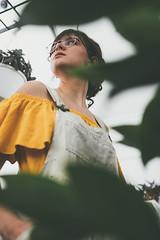 Boréalis | 2 (_ALBX_) Tags: naturallight indoor woman portrait photography canon canon80d sigma 30mm albxphoto albx art photographer