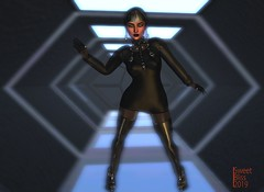 Spicy Space! (Sweet.Bliss) Tags: thedarknessevent brii briiunderground applespice iconic iconichair lelutka maitreya bargain dollarbie secondlife gift freegifts cmmesh space scifi cyber future futuristic
