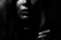 ... (agnieszkawojcik) Tags: bw bnw blancetnoir blackandwhite blancoynegro black blackwhite białoczarne biancoenero monotone mono monochromatic monochrome portret autoretrato autoportret selfie retrato portrait ritratti selfportrait people woman canon lowlight lowkey camera