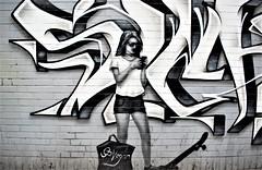 Street Art (zoe sarim) Tags: germany bremen streetart
