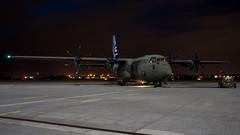 BDF05183 (Bryn Floyd) Tags: raf nightshoot night northolt helicopters helo hercules c130 aftedark longexposure