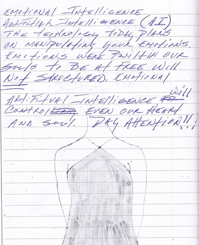 automatic writing project #2 page 120