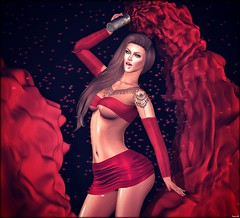 ♔ LoTd 399 (Victoria Michigan) Tags: poz avale unik event carolg vanity lelutka maitreya ade hair second secondlife life sl blogger blog