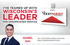 DanielMaiShorewestRealtorsFlyer (Daniel Mai Shorewest, REALTORS) Tags: daniel mai shorewest realtors houses for sale properties homes real estate by in milwaukee sales com buy with sell home property sqft bedrooms baths brookfield brown deer butler cudahy fox point franklin glendale greendale greenfield hales corners hartland menomonee falls new berlin oak creek muskego oconomowoc pewaukee racine river hills saint francis south sussex verona wales waukesha wauwatosa west allis whitefish bay eagle dousman okauchee lake