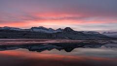 January 1st 2019 in Fáskrúðsfjörður (*Jonina*) Tags: sólsetur sunset iceland ísland faskrudsfjordur fáskrúðsfjörður reflection speglun mountains fjöll digritindur sky himinn jónínaguðrúnóskarsdóttir 500views 25faves 50faves