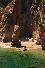 Wakacyjne wspomnienie (jacekbia) Tags: europa espania españa spain hiszpania blanes zatoka plaża playa morze lato summer