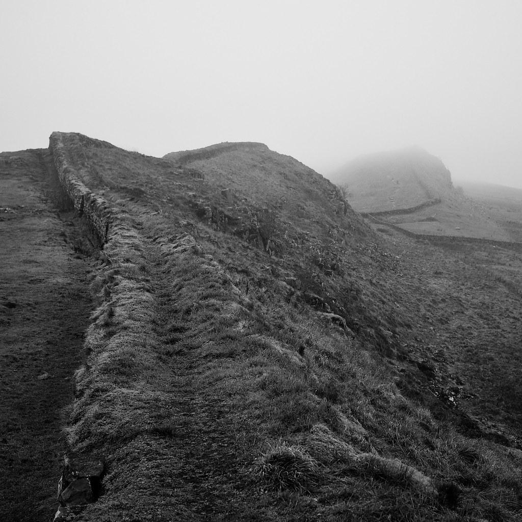 фото: Hadrian's Wall