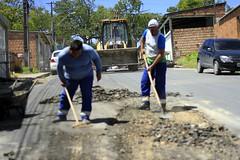 15.01.19.Mutirão de Obras - Conjunto Lula
