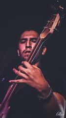 Iden Gakusha (Hostile Gradenko) Tags: yellow music musician progressive metal avant garde instrumental live show stage fest festival