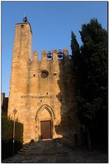 Església de Sant Julià i Santa Basilissa, Vulpellac (el Baix Empordà) (Jesús Cano Sánchez) Tags: elsenyordelsbertins fujifilm xq1 catalunya cataluña catalonia gironaprovincia emporda ampurdan baixemporda bajoampurdan forallac vulpellac esglesia iglesia church gotic gotico gothic catalunyamedieval middleages