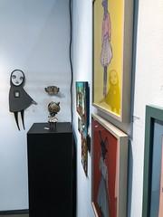 L.A. Art Show 2019 (ChrisGoldNY) Tags: losangeles la california iphone bookcover albumcover licensing forsale chrisgoldphoto chrisgoldberg chrisgoldny sonyimages sonya7rii sonyalpha laartshow dtla angeleno art artshow exhibit exhibits