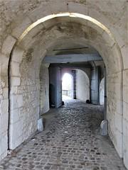 Arched passage, Citadelle, Namur, Belgium (Paul McClure DC) Tags: namur namen belgium belgique wallonia wallonie feb2018 historic architecture castle citadel ardennes