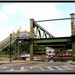 Brockport  New York - Main Street Lift Bridge - Historical Erie Canal thumbnail