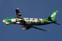 EI-DEI A320 Aer Lingus (eigjb) Tags: dublin airport eidw international collinstown ireland jet transport airliner plane spotting aviation aircraft airplane aeroplane eidei a320 aer lingus airbus a320214 irish rugby livery greenspirit