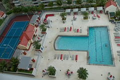 Private pool (jan.stefka) Tags: canoneos7d pool usa efs1755 miami 2019 cplfilter florida