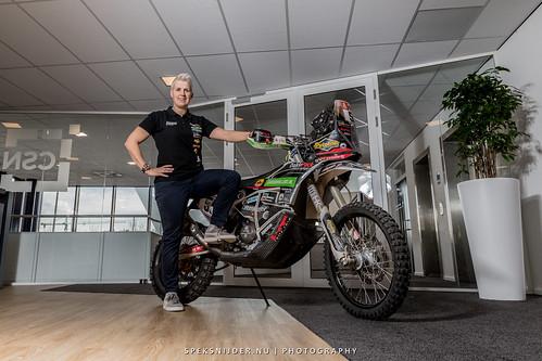 Mirjam Pol (Dakar Rally 2019)