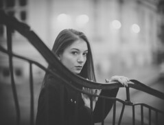 Nocturno II (Pavel Valchev) Tags: samyang rokinon girl sofia bulagria walimex 85mm reducer booster zhongyi lensturbo mitakon a7rii sony fe ilce ff portrait