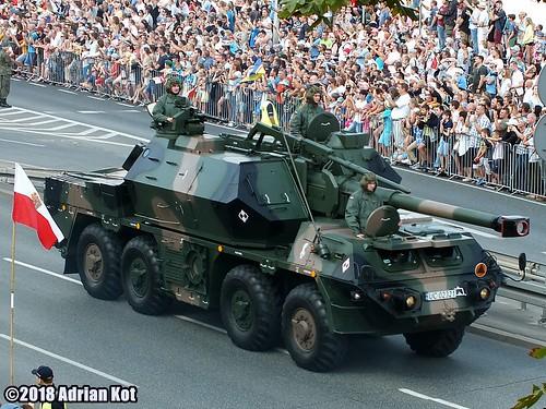Tatra T-815 VT Kolos  152mm SpGH DANA