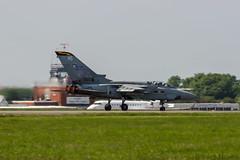 Tornado F3 ZE785 / HS - 111 Squadron RAF Leuchars (stu norris) Tags: tornadof3ze785 hs 111squadron rafleuchars tornadof3 ze785hs panaviatornado afterburner airshow aviation bigginhill