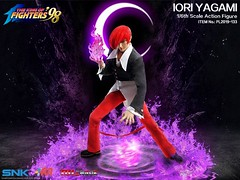 PHICEN PL2019-133 Iori Yagami 八神庵 SNK King of Fighters - 01 (Lord Dragon 龍王爺) Tags: 16scale 12inscale onesixthscale actionfigure doll hot toys phicen tbleague seamless