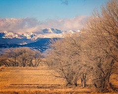 Front Range Sunrise (droy0521) Tags: winter colorado rockymountainarsenal places