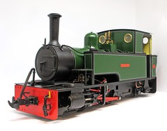 Isaac (Phil_Parker) Tags: 16mm railway engine steam