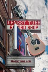 Ernest Tubb Record Shop (Richard Melton) Tags: guitar ernest tubb record store nashville tennessee