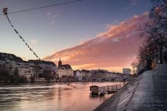 A7302504_s (AndiP66) Tags: basel rhein rhine river fluss sunset sonnenuntergang münster minster münsterfähre fähre ferry boot boat schweiz switzerland sony sonyalpha 7markiii 7iii 7m3 a7iii alpha ilce7m3 sonyfe24105mmf4gosssony 24105mm24105mmemountsel24105gandreas peters