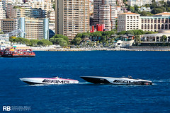 515 AMG Project One - 15,69m - Cigarette Racing & Marauder 50 AMG GTS - 15,76m - Cigarette Racing (Raphaël Belly Photography) Tags: rb raphaël monaco raphael belly photographie photography yacht boat bateau superyacht my yachts ship ships vessel vessels sea motor mer m meters meter marauder 50 amg gts 15m 15 16m 16 cigarette racing silver argent gris grigio purple violet pink 515 project one grey grise black noir noire nero nera
