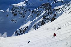 Duetto (Roveclimb) Tags: mountain montagna alps alpi vallese valais svizzera suisse sempione simplon ossola scialpinismo skitouring winter inverno snow schnee neve galehorn simplonpass engiloch slope discesa ritzitalli