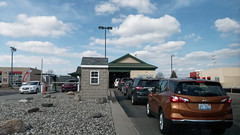 An Excellent Day for a Car Wash (joeldinda) Tags: soapyjoes sky grandledge michigan eatoncounty cloud auto automobile car building carwash 2019 canon powershotg9xii g9x 78365
