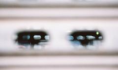 no title (biancarosa.looman) Tags: analog handheld reflection blur canon kodakfilm arnhem